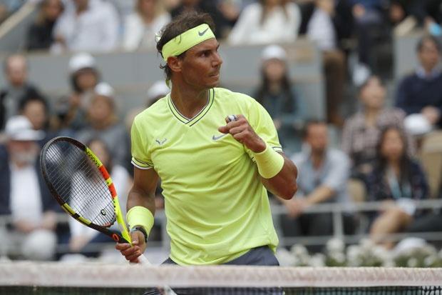 Nadal 12. put osvojio Rolan Garos