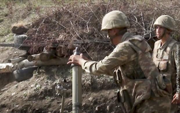 Nastavljaju se oružani sukobi u Nagorno-Karabahu