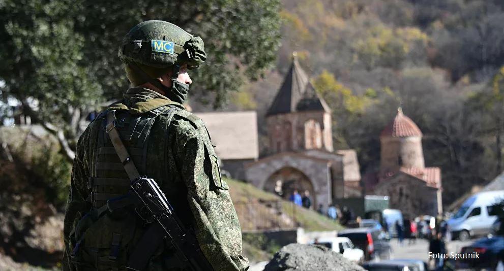 Rusko Ministarstvo: Poštuje se prekid vatre u Nagorno-Karabahu