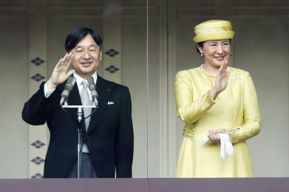 Japanski car Naruhito se po prvi put obratio narodu