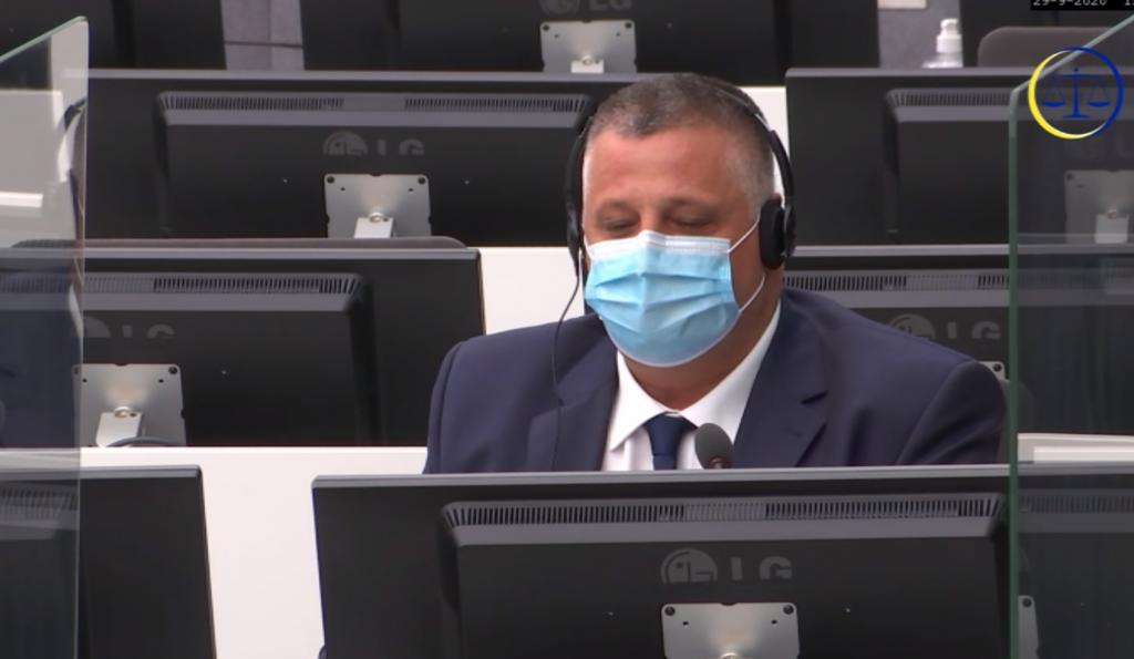 Haradinaj: Ne priznajem ovaj sud, mandat vam je istekao