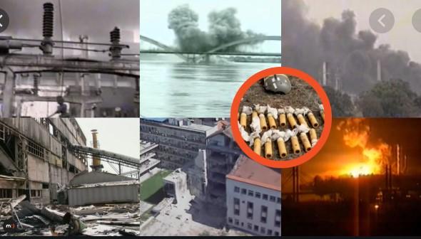 Popović: Nećemo zaboraviti 78 dana NATO agresije