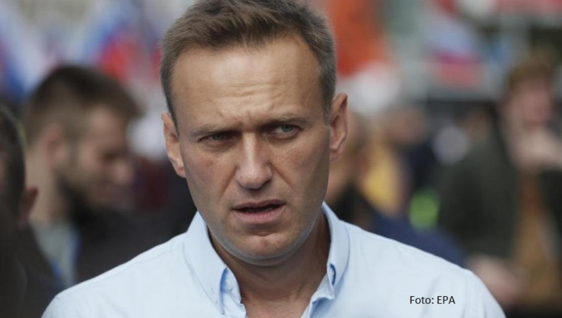 Navaljni se opravlja u bolnici