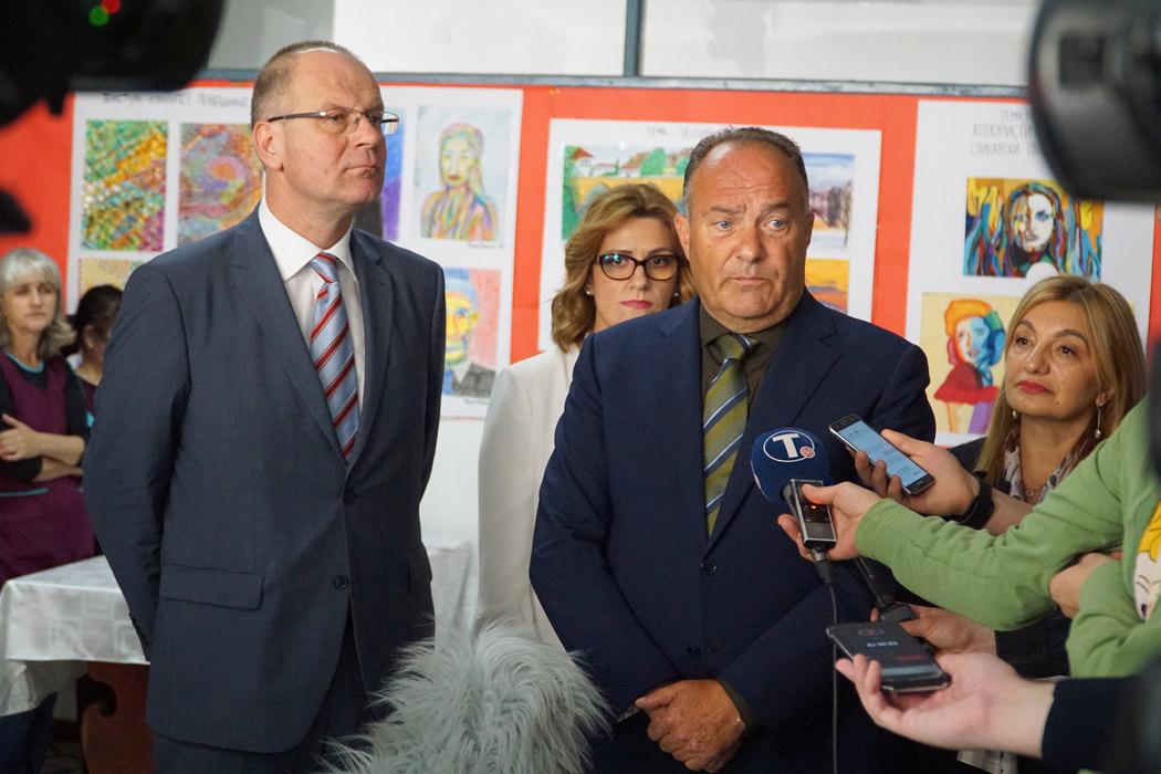 Šarčević: Obrazovne reforme uspešno se sprovode dve godine