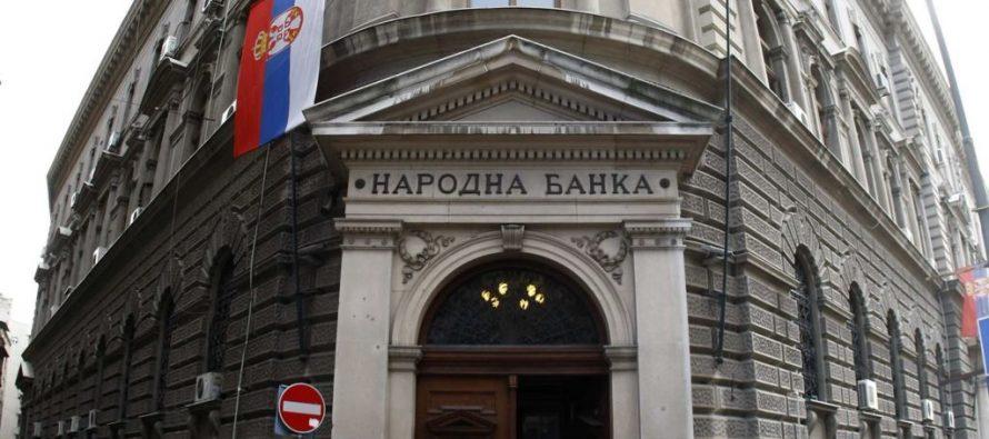 NBS: Agencija Fič zadržala kreditni rejting Srbije