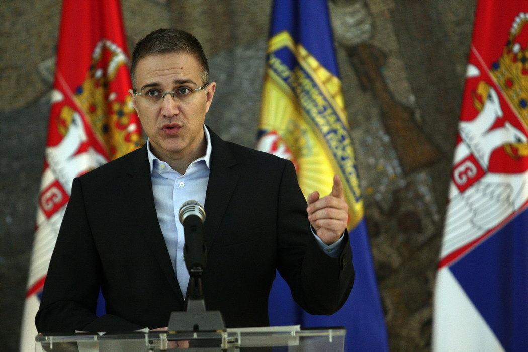 Stefanović: Uspostavljen red u zgradi RTS-a, u narednim danima informacije o prekršajima