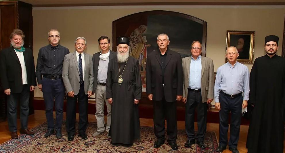 Patrijarh primio predstavnike Pokreta za odbranu Kosova i Metohije