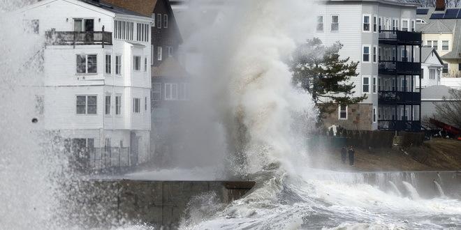 Nevreme u SAD: Oluje i kiše, najmanje troje mrtvih