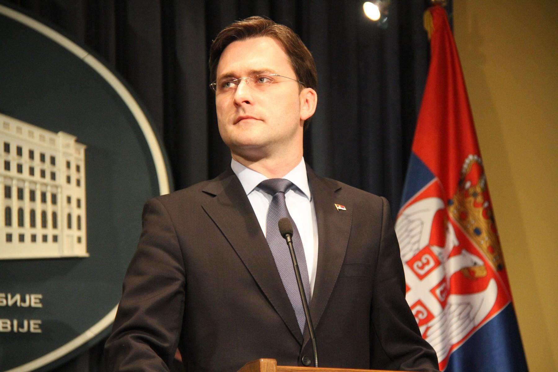Selaković sutra u Kini sa ministrom Jiem