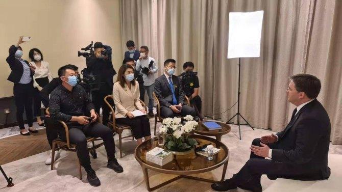 Selaković: Čvrsti odnosi Srbije i Kine u svim oblastima