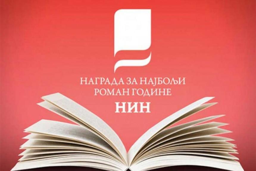 Saša Ilić dobitnik NIN-ove nagrade za roman godine