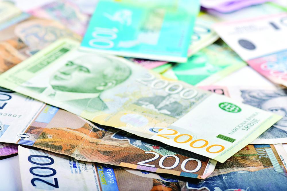 Kurs dinara sutra 117,5870