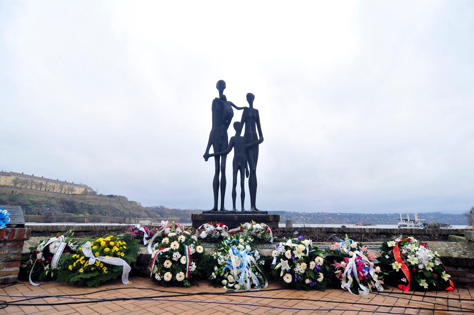 Sećanje na žrtve Novosadske racije
