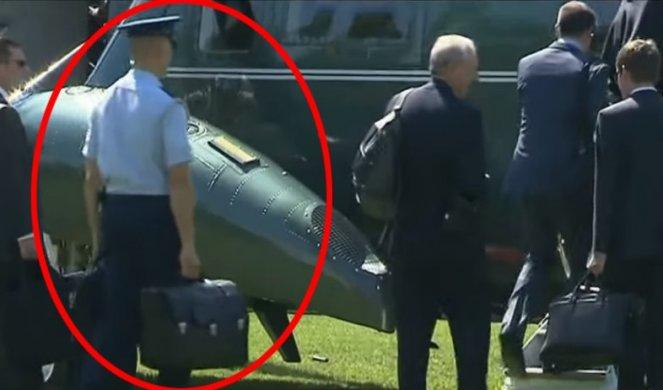 Nuklearni kofer - kako će ga Tramp predati Bajdenu?