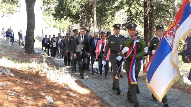Obeležena godišnjica Albanske golgote srpske vojske
