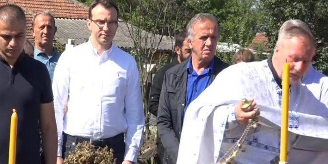 Obilaskom opština Vučitrn i Obilić, Petković završio posetu centralnom Kosmetu (foto)