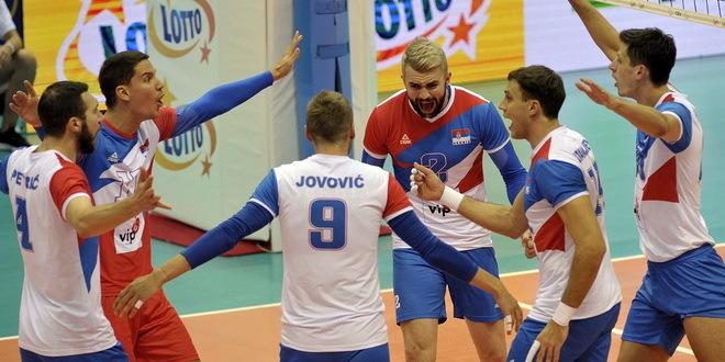 Preokret odbojkaša Srbije protiv Australije – 3:1