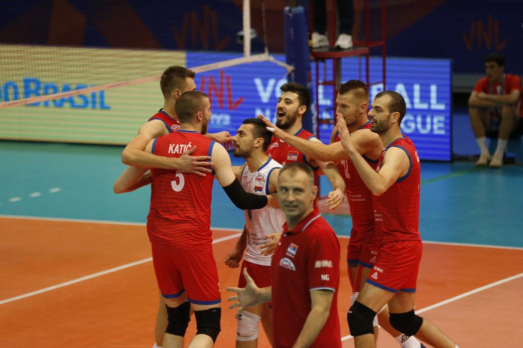 Odbojkaši protiv Češke za četvrtfinale EP