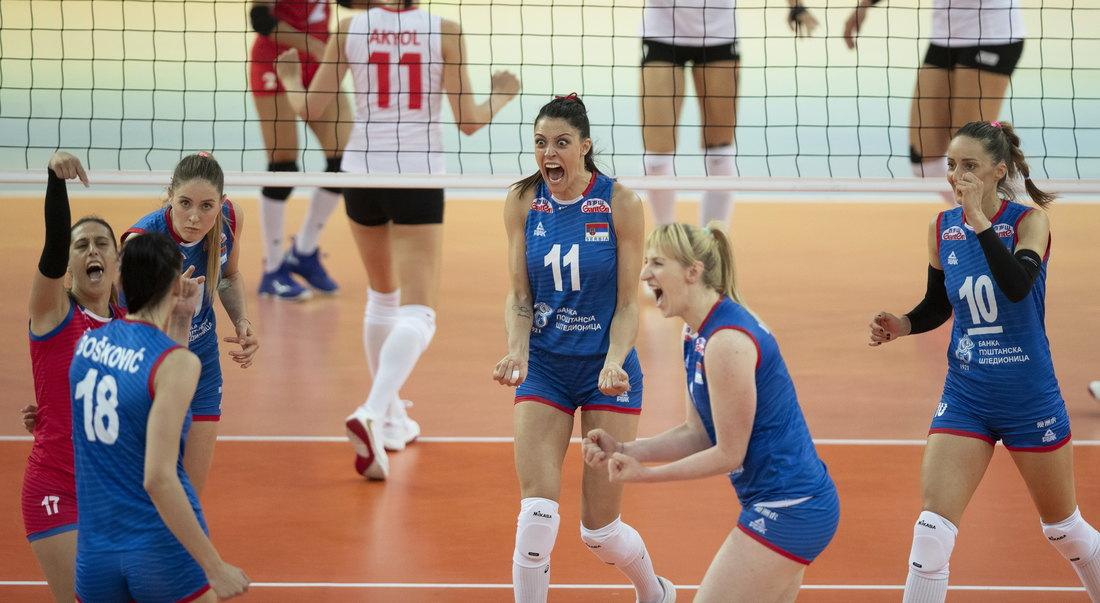 Srbija šampion Evrope, odbojkašice odbranile zlato!