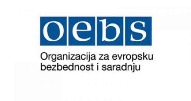 OEBS: Nismo bili uključeni u rad CIK, nije bilo odobrenja