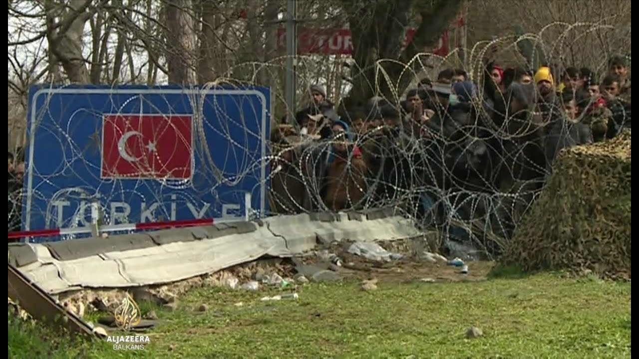 Micotakis: Ograda na granici sa Turskom gotova do aprila