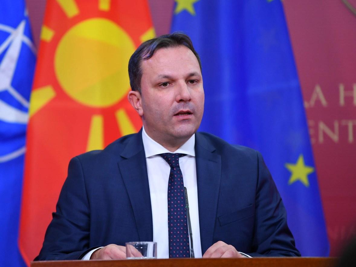 Izglasana tehnička vlada u Severnoj Makedoniji