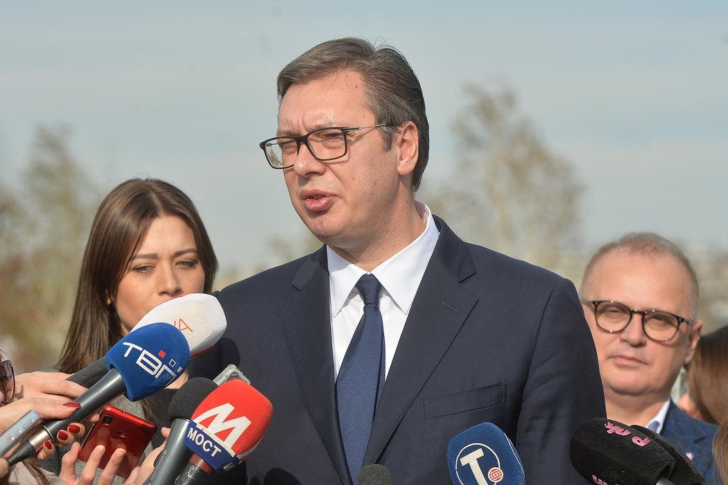 Vučić: Srbija druga u Evropi po rastu BDP-a
