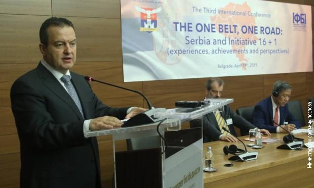 Srbija važna tačka na Novom putu svile