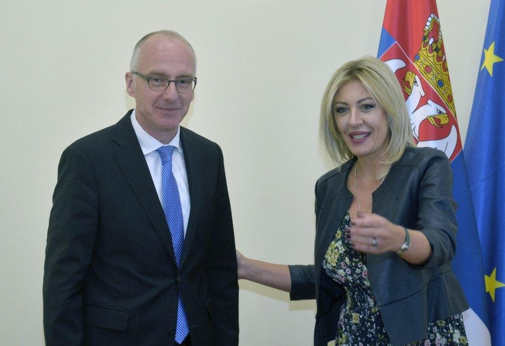 Još jedna uspešna godina razvojne saradnje Srbije i Nemačke