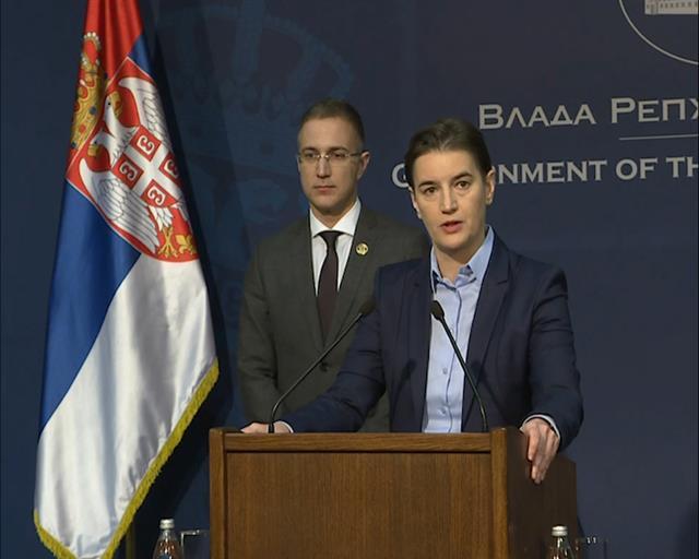 Brnabić: Vučić prihvatio moju molbu, izbori se pomeraju