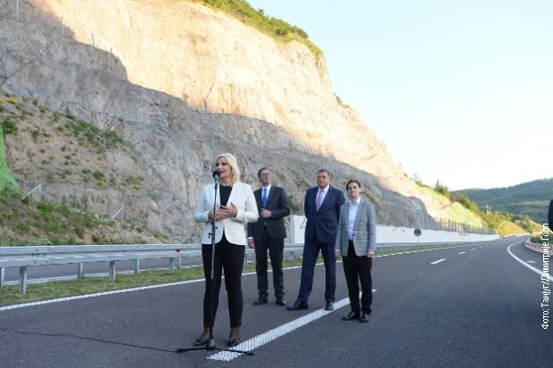 Mihajlović: Završetak Koridora 10 menja sliku Srbije