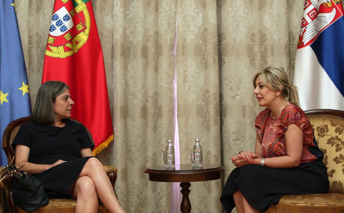Portugalija iskreno podržava evrointegracije Srbije