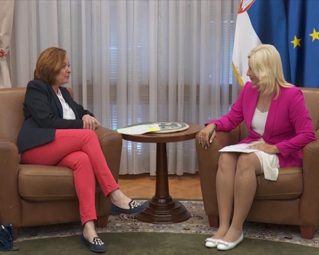 Mihajlović: EBRD važan partner za infrastrukturne projekte