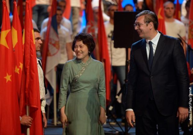 Vučić: Srbija pouzdan i iskren prijatelj Kine