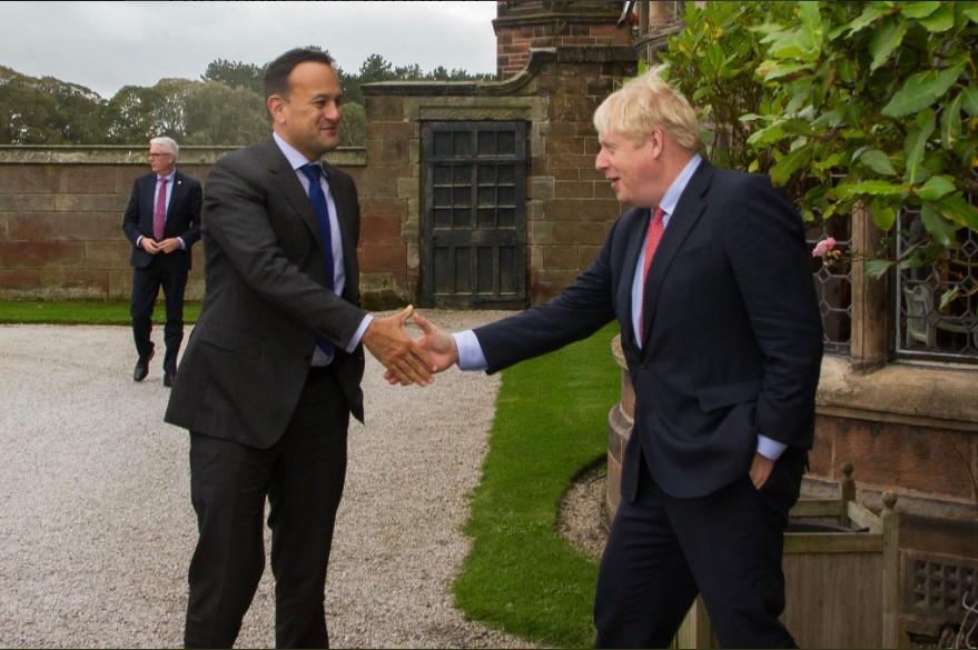 Na pomolu kompromis Velike Britanije i Irske oko Bregzita