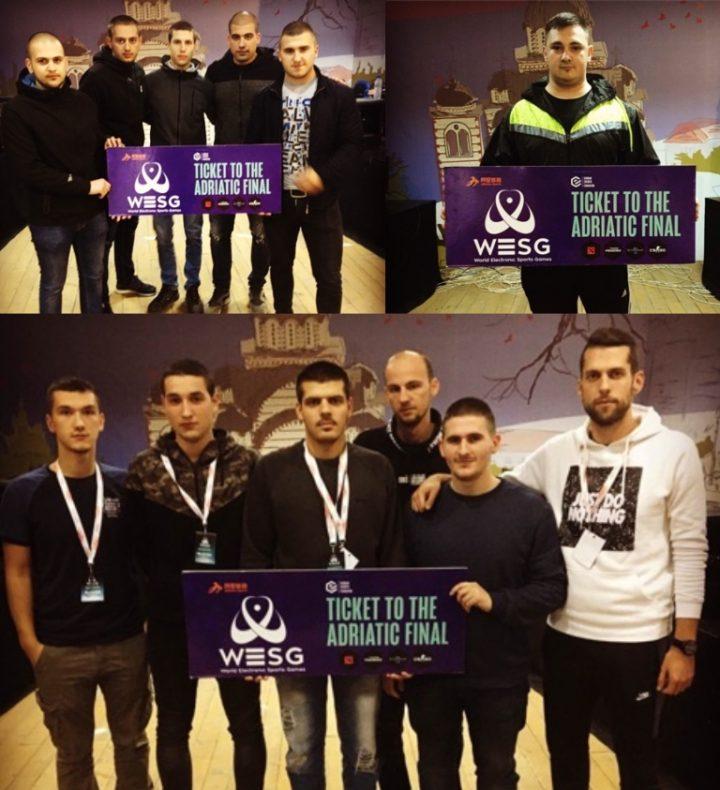 """Proglašeni pobednici """"WESG Invitational 2019"""" esports turnira"""