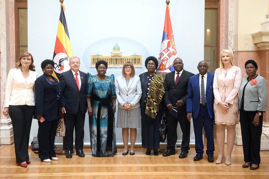 Novo poglavlje u odnosima Srbije i Ugande