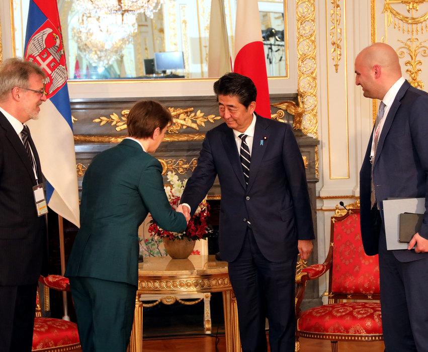 Otvorena još jedna vrata za prijateljstvo Srbije i Japana