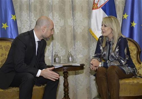 Srbija konstruktivno sarađuje sa Evropskim parlamentom