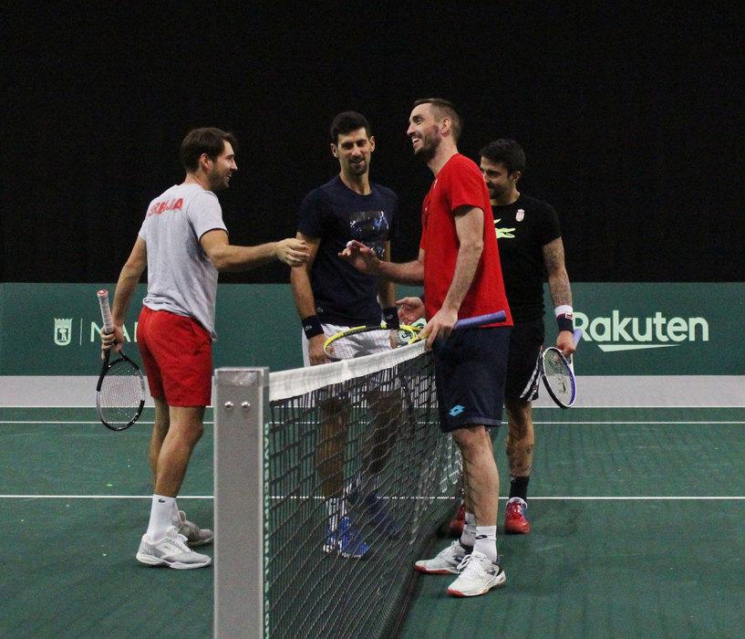 Srbija u finalu Dejvis kupa, prvi protivnik Japan