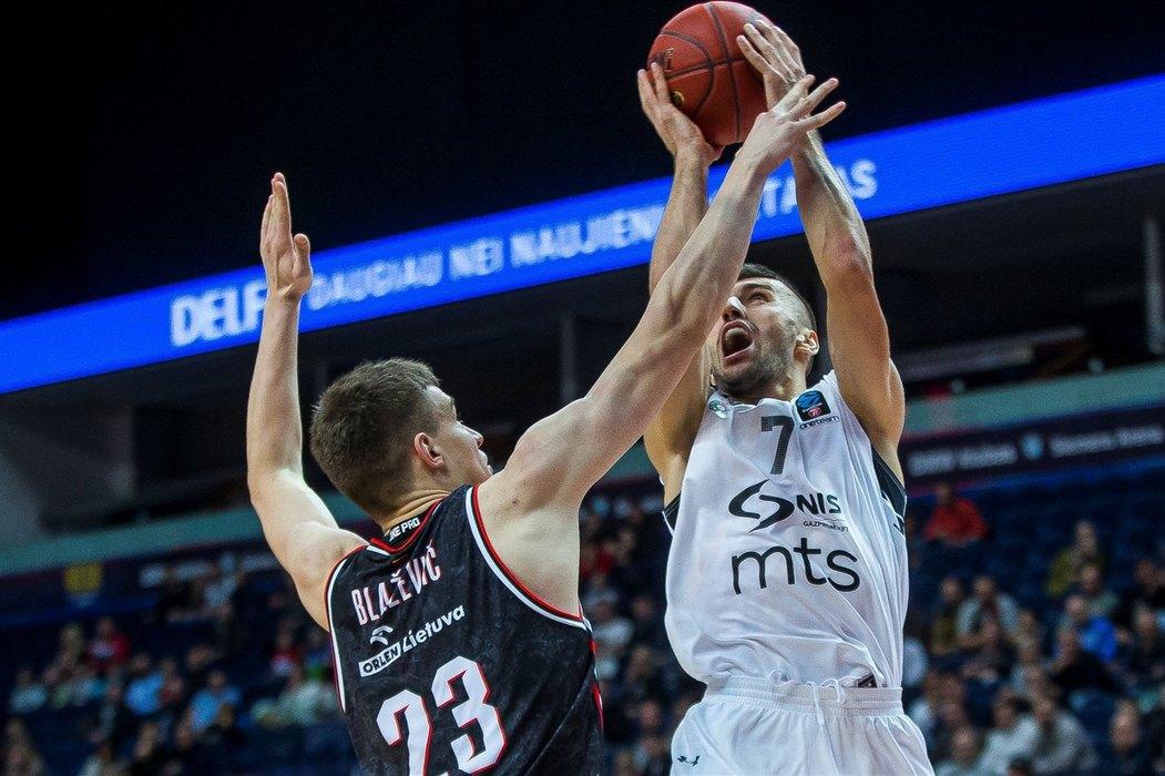 Partizan pobedio Ritas i plasirao se u Top 16