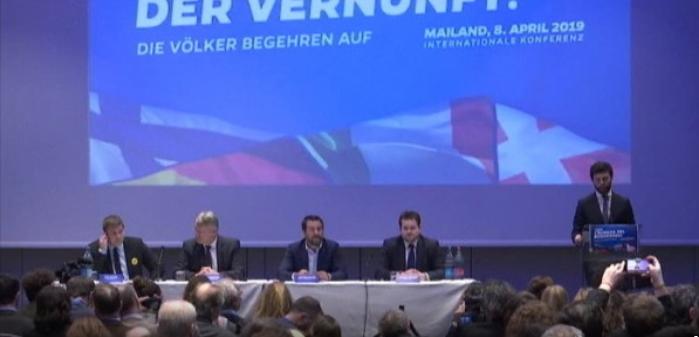 Novi evropski san ujedinjene desnice