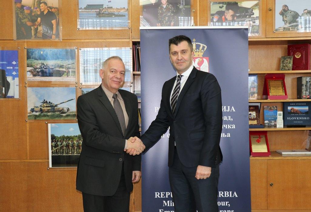 Formalizovana saradnja Srbije i Bugarske u oblasti rada