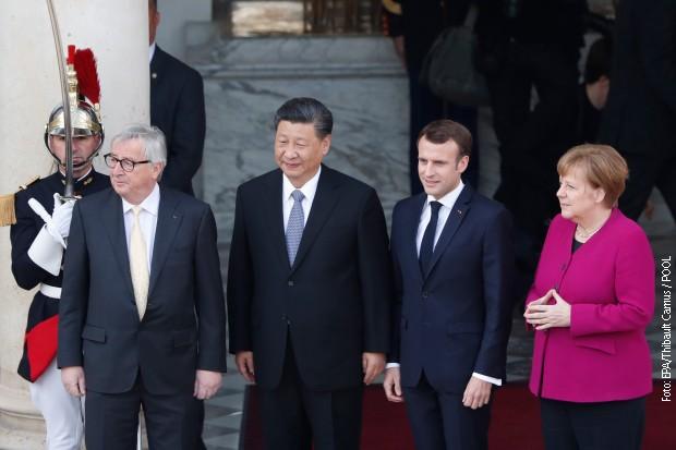 Sastanak velikih u Parizu, šta muči trgovinu između Kine i EU