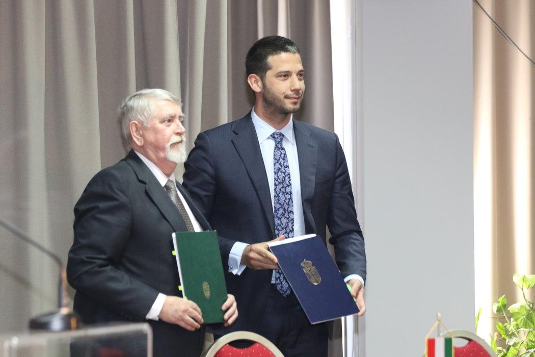 Memorandum o saradnji u oblasti sporta između Srbije i Mađarske