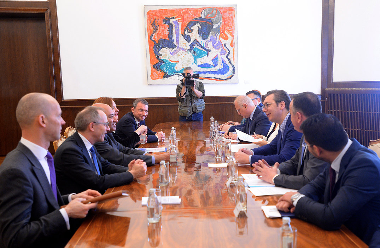 Čakrabarti: Srbija ekonomski lider regiona