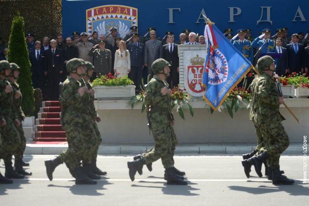 Prikaz sposobnosti vojske i policije