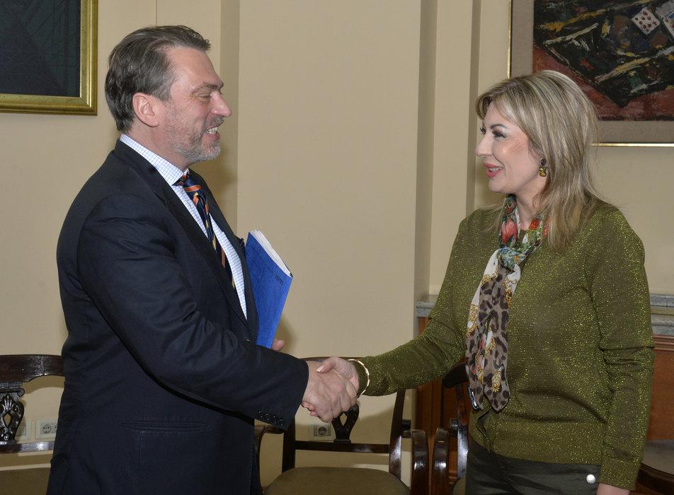 J. Joksimović i Osovski: Srbija ima jasnu EU perspektivu