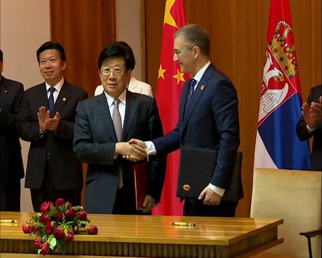 Jača saradnja Kine i Srbije u oblasti bezbednosti