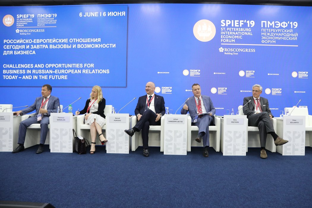 Popović i Sijarto: Besmislene sankcije EU prema Rusiji